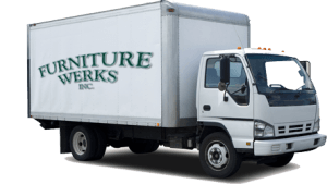 Chicago Furniture Repair Truck