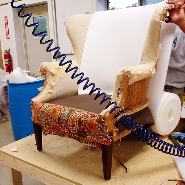 furniture upholstery service