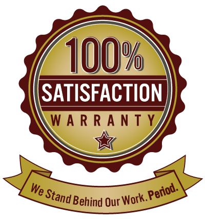 furniture restoration satisfaction warranty